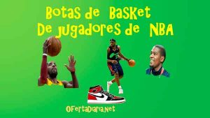 botas-basket-jugadores-nba